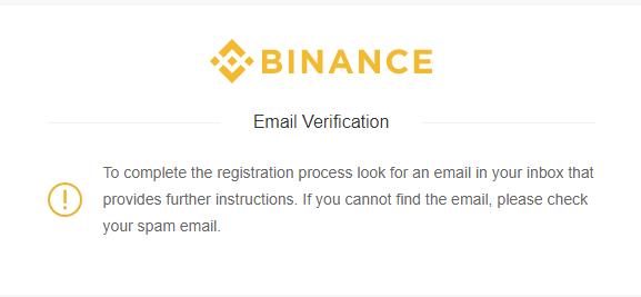 Đăng ký tài khoản Binance. (Hình 4)