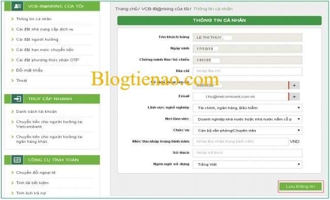 khai-bao-thong-tin-ca-nhan-Vietcombank-Internet-Banking