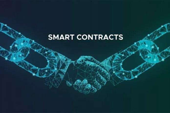 Blockchain trong hợp đồng thông minh