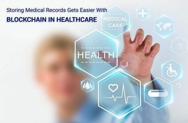 Ứng dụng blockchain trong y tế