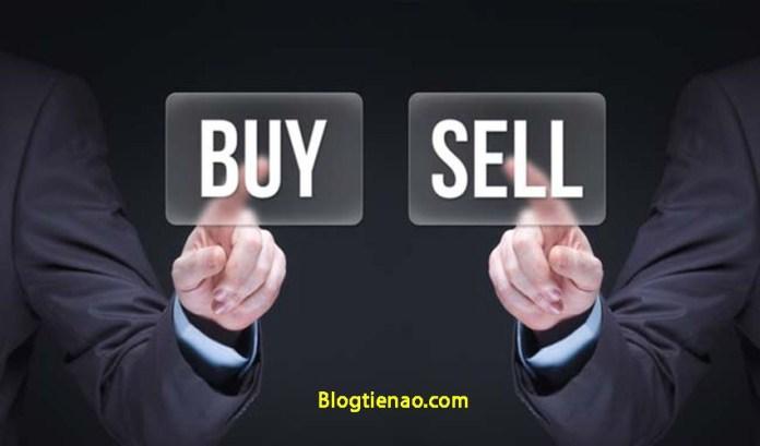 Buy Sell trong Trader