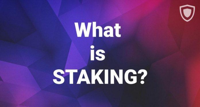 Staking là gì?