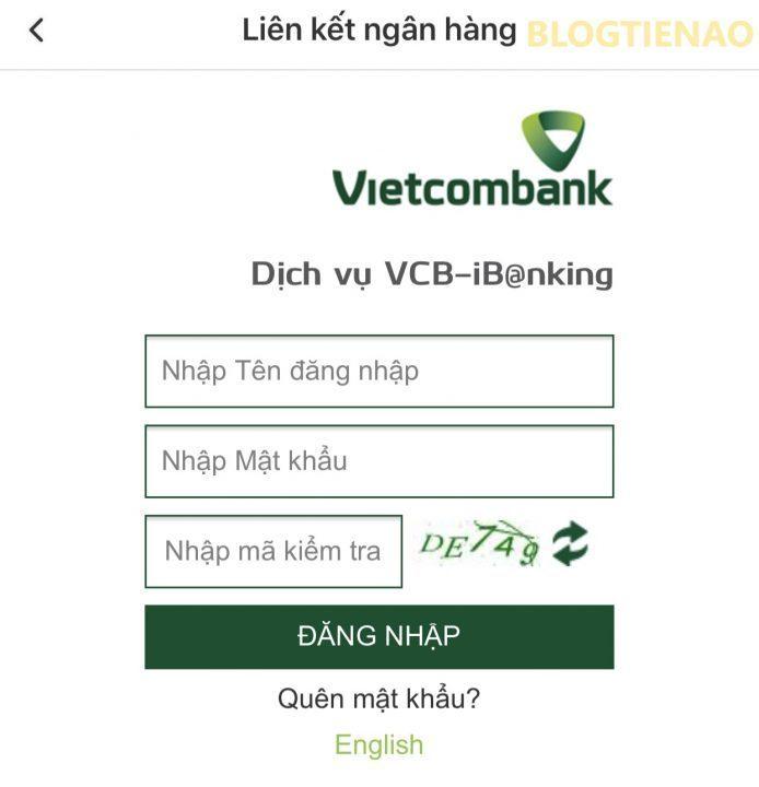 Xác thực thẻ ATM